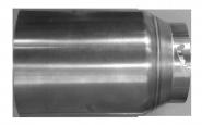 Flammenrohr (KB EcoLine, HR Serie, HR Serie BE, B Serie, B TAP Serie, ELCO Haube weiß/blau) KB(50/75) EcoLine