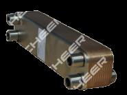 Plattenwärmetauscher (MH 5 | 10 | 5/12 | 10/17 | 15 | 15/23 | 30 | 40 | 30/40)