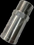 """SCHEER Schlauchanschluss/Nippel 22mm 1/2"""""""