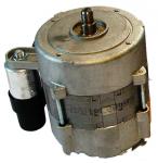 Motor 110 Watt (ELCO Haube blau)