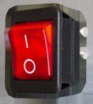 EIN-AUS-Schalter (230 Volt)