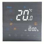 Raumthermostat programmierbar mit externem Fühler inkl. WLAN-Verbindung, Touchscreen