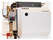 KB Kessel EcoLine komplett mit SCHEER-Blaubrenner Blue efficiency®