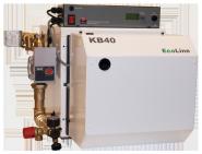 KB Kessel EcoLine komplett mit SCHEER-Blaubrenner Blue efficiency® inkl. Speicheranschluss