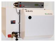 KB Kombi-Kessel EcoLine komplett mit SCHEER-Blaubrenner Blue efficiency® inkl. Plattenwärmetauscher