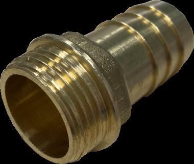 """SCHEER Schlauchanschluss/Nippel 22mm 3/4"""""""