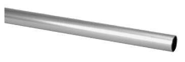 Aluminiumrohr, Ø 22, 1,5 Meter