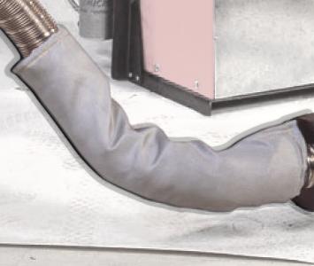 Isolationsschlauch 80 mm Ø 80 mm: KB(50/75) EcoLine, HR(400/500)