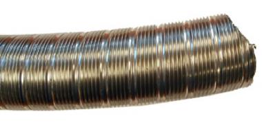 Abgasrohr flexibel 80 mm (MH-Serie) Ø 80 mm: KB(50/75) EcoLine, HR(400/500)
