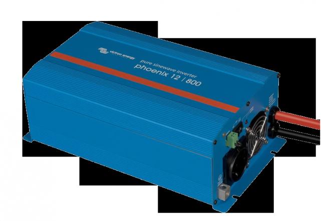 Phoenix Inverter 24/800 Victron Energy, 800VA, 230V/50Hz (Kessel 230 Volt)